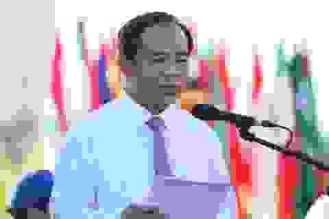 Thứ trưởng Lê Khánh Hải chính thức ứng cử ghế Chủ tịch VFF