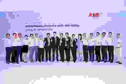 """Hội thảo """"Giải pháp Trung - Hạ Thế ABB"""" ra mắt các công nghệ theo xu hướng 4.0"""
