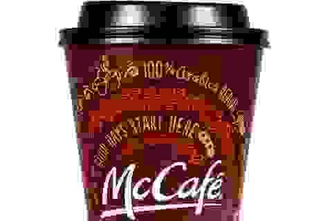 Bán cà phê pha hóa chất tẩy rửa, cửa hàng chỉ xin lỗi