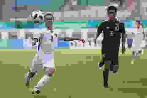Báo Nhật Bản chê đội nhà, hết lời ca ngợi Olympic Việt Nam