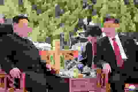 """Triều Tiên có thể đón ông Tập Cận Bình theo cách """"chưa từng có tiền lệ"""""""