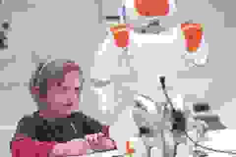 Ứng dụng robot AI giúp học sinh nâng cao kỹ năng học ngoại ngữ