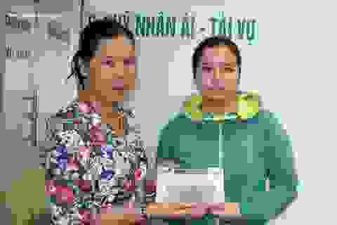 Hơn 81 triệu đồng đến với con gái thầy giáo nghèo