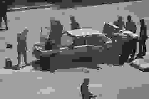 IS tấn công hàng loạt mục tiêu ở Chechnya thuộc Nga