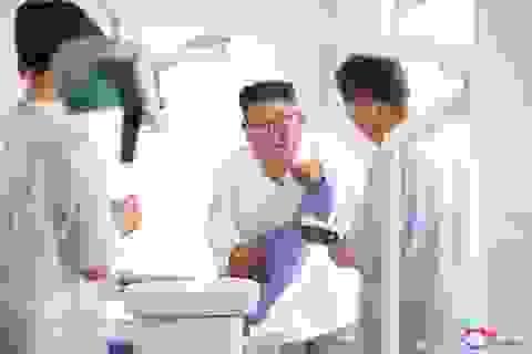 Ông Kim Jong-un nổi giận vì nền y tế nước nhà còn yếu kém