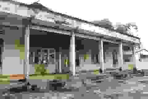 Đắk Lắk: Không để xảy ra tình trạng CSVC xuống cấp học sinh không thể tựu trường