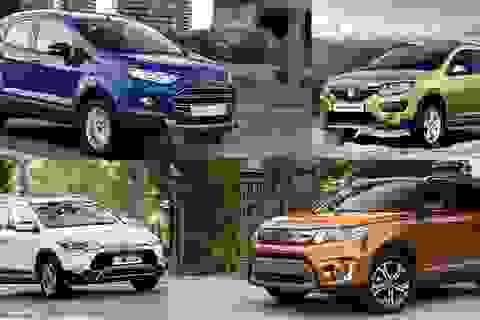 """Xe mới """"bung hàng"""", xe nhập tăng tốc, giá xe sẽ giảm vào cuối năm?"""