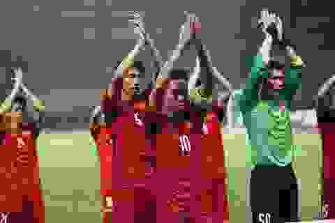 Olympic Việt Nam là đại diện duy nhất của Đông Nam Á góp mặt ở tứ kết Asiad 2018