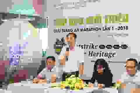 Giải chạy bộ Tràng An Marathon 2018 chính thức khởi tranh