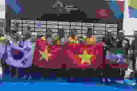 Kết quả thi đấu Asiad 2018 ngày 23/8: Rowing mang về HCV đầu tiên cho Việt Nam
