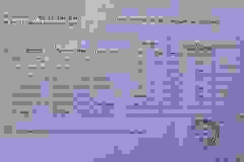 Trường THPT Chuyên Lam Sơn: Sau phúc khảo, 3 thí sinh từ rớt thành đậu