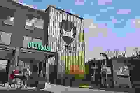Khách sạn bia đầu tiên trên thế giới mở cửa ở Mỹ