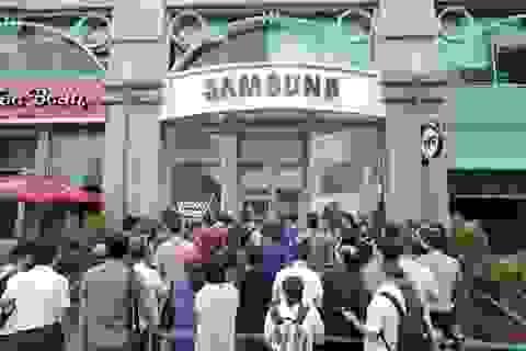 Galaxy Note9 không phụ lòng fan ngày đầu mở bán