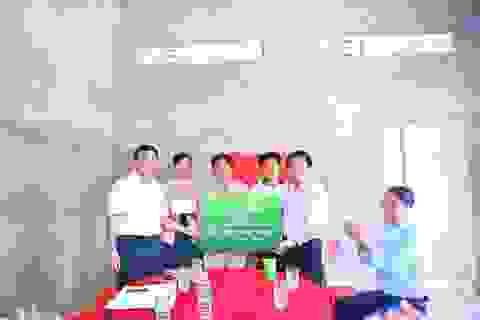 Vietcombank bàn giao nhà tình nghĩa cho hộ nghèo tại tỉnh Tiền Giang
