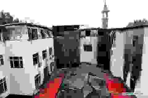 19 người chết trong vụ cháy khách sạn ở Trung Quốc