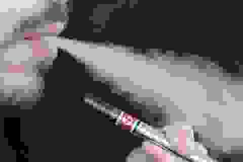 Người hút thuốc lá điện tử có nguy cơ mắc bệnh đau tim gấp đôi