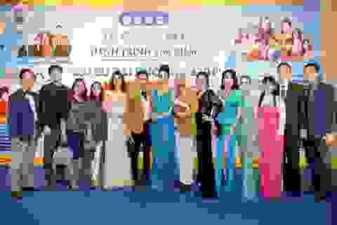 Nam vương Huy Hoàng kêu gọi mọi người chung tay vì môi trường biển hải đảo