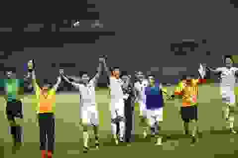 Vào bán kết Asiad, Olympic Việt Nam nhận mưa tiền thưởng