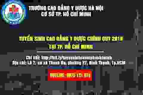 """Một trường cao đẳng ở Hà Nội tuyển sinh """"chui"""" tại TPHCM"""