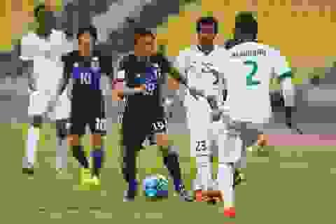Olympic Saudi Arabia 1-2 Olympic Nhật Bản: Sức mạnh của Samurai lộ diện