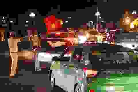Hơn 1.000 cán bộ chiến sỹ đảm bảo an ninh trong và sau trận bán kết Olympic Việt Nam
