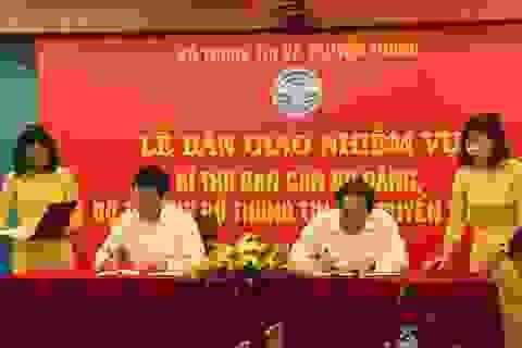 Ông Nguyễn Mạnh Hùng nhận bàn giao chức Bộ trưởng Bộ Thông tin - Truyền thông