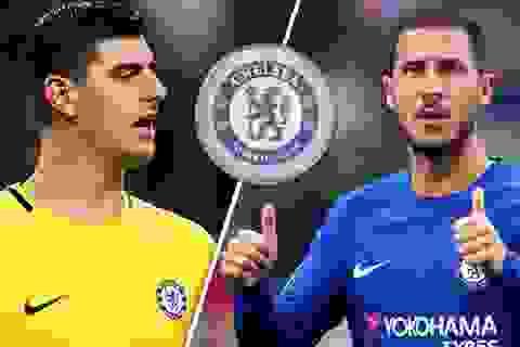 Chelsea quyết ngăn hai trụ cột đào tẩu sang Real Madrid