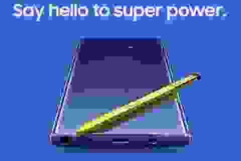 Samsung vô tình làm lộ ảnh Galaxy Note 9, xác nhận sự thay đổi thiết kế