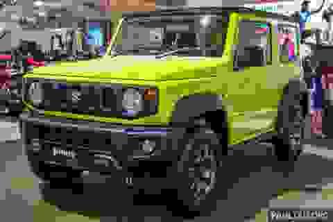 Suzuki lắp ráp xe Jimny tại Indonesia cho thị trường ASEAN