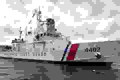 Các nước tăng cường lực lượng tuần duyên đối phó Trung Quốc bành trướng trên Biển Đông