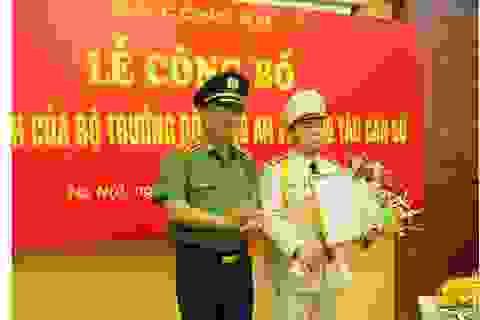 Bổ nhiệm Đại tá Lê Quang Bốn làm Hiệu trưởng trường ĐH Phòng cháy chữa cháy