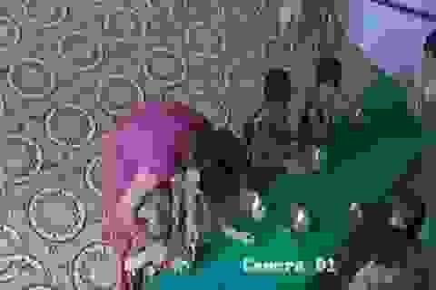 Hà Nội: Sa thải giáo viên nhồi nhét và đánh trẻ mầm non trong giờ ăn