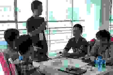 Sinh viên FPT Edu giành ngôi Quán quân Hackathon Việt Nam bằng sản phẩm thùng rác thông minh