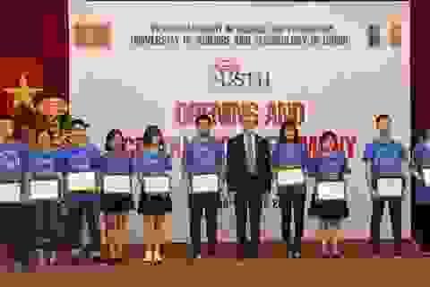 Trường đại học Việt - Pháp đạt kết quả vượt bậc trong công bố quốc tế