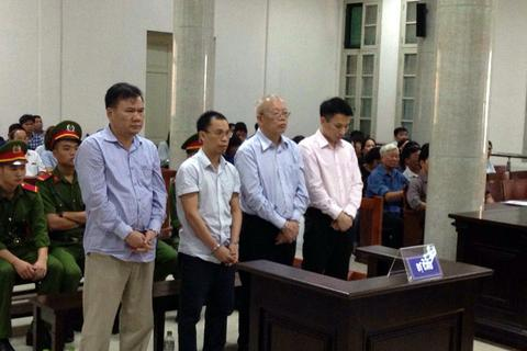 Cựu Chủ tịch HĐQT PVTex lĩnh 28 năm tù