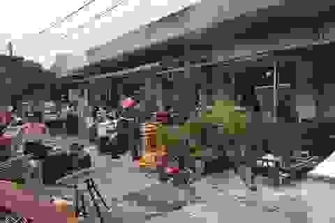 5 quán karaoke bị thiêu rụi trong một vụ cháy