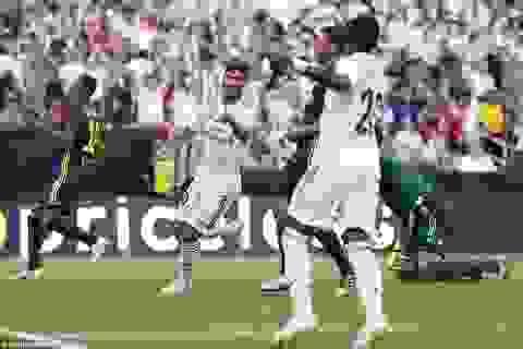 Real Madrid 3-1 Juventus: Bale, Asensio tỏa sáng