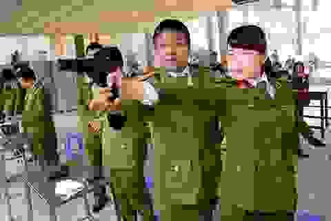 Điểm chuẩn Học viện Cảnh sát và Học viện An ninh: Ngành cao nhất 27,15 điểm