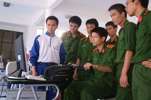 Toàn cảnh điểm chuẩn vào khối trường quân đội năm 2018