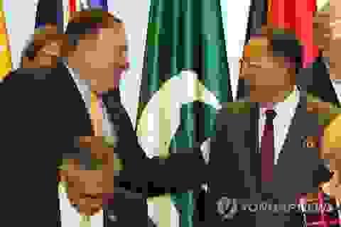 """Mỹ-Triều """"đấu khẩu"""" vì thỏa thuận hạt nhân"""