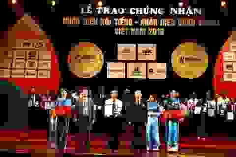 VNPT Technology vinh dự nhận giải thưởng Nhãn hiệu nổi tiếng – Nhãn hiệu cạnh tranh 2018