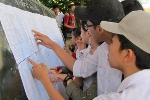 Trường ĐH Công nghiệp Hà Nội, ĐH Sư phạm Hà Nội công bố điểm trúng tuyển năm 2018