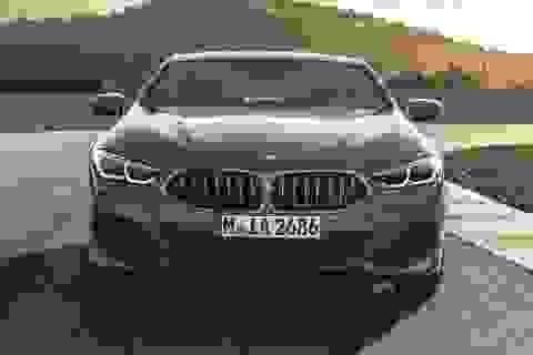 BMW xác nhận làm phiên bản mui trần và Gran Coupe cho dòng 8-Series
