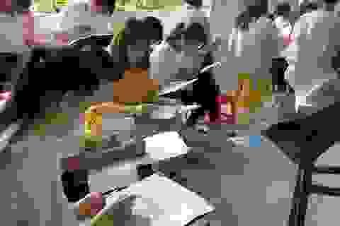 Ngành có điểm chuẩn cao nhất của Trường ĐH Kiến trúc Hà Nội là 24,52