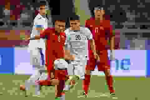 """""""Olympic Việt Nam đừng quá mơ mộng vào điều gì lớn ở Asiad 2018"""""""