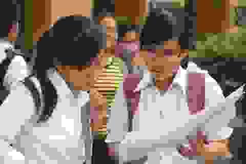 Học viện Quản lý giáo dục công bố điểm trúng tuyển năm 2018