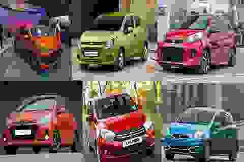 Điểm danh những mẫu xe ô tô rẻ nhất thị trường trong tháng 8