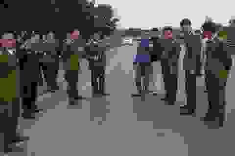 Án chung thân đối với kẻ chạy xe máy đâm tử vong Thiếu tá CSGT