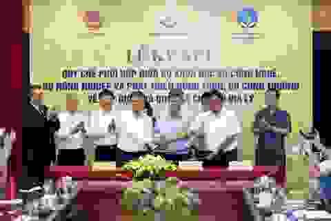 3 Bộ ký kết quy chế phối hợp về xây dựng và quản lý chỉ dẫn địa lý