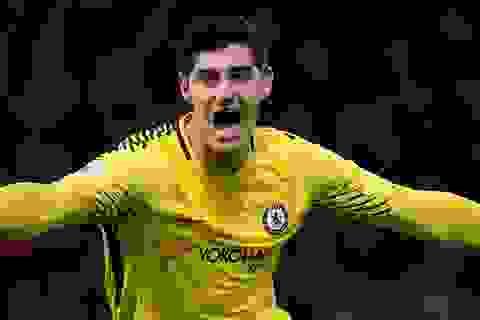 Chelsea dứt tình, đưa ra án phạt với Courtois
